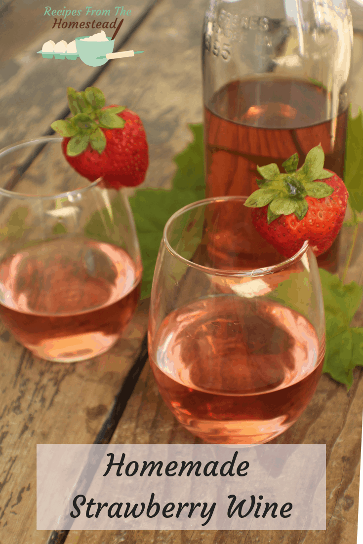 Looking for something to do with those few extra pounds of strawberries at the end of summer? Why not learn how to make strawberry wine? It's sweet, it's refreshing, and you don't need much in the way of equipment and supplies.