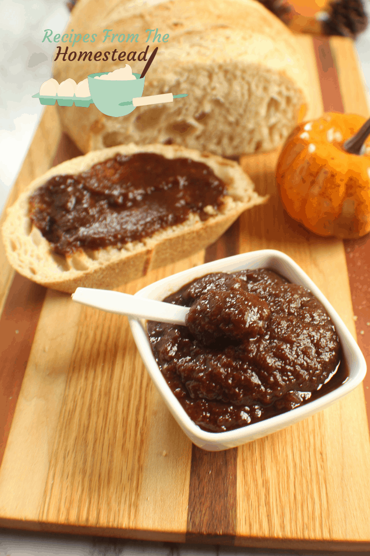 Full on fall flavor can be yours anytime of year, with this easy to make pumpkin butter!