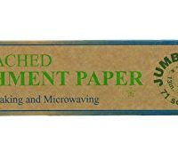 Beyond Gourmet 42  Unbleached Non-Stick Parchment Paper, Made in Sweden, 71-Square-Feet