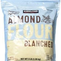 Kirkland Signature Almond Flour Blanched California Superfine, 3 Pounds