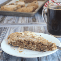 Almond Coffee Scones
