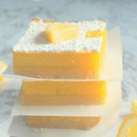 Easy Classic Lemon Bars