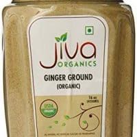 Jiva Organics USDA Organic Ginger Powder, 1 Pound