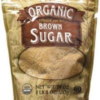 Trader Joes Organic Brown Sugar,NET WT. 24 oz