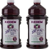 Kedem Concord Grape Juice, 96oz (2 Pack)