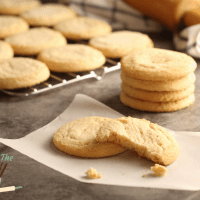 Soft Chewy Sugar Cookies