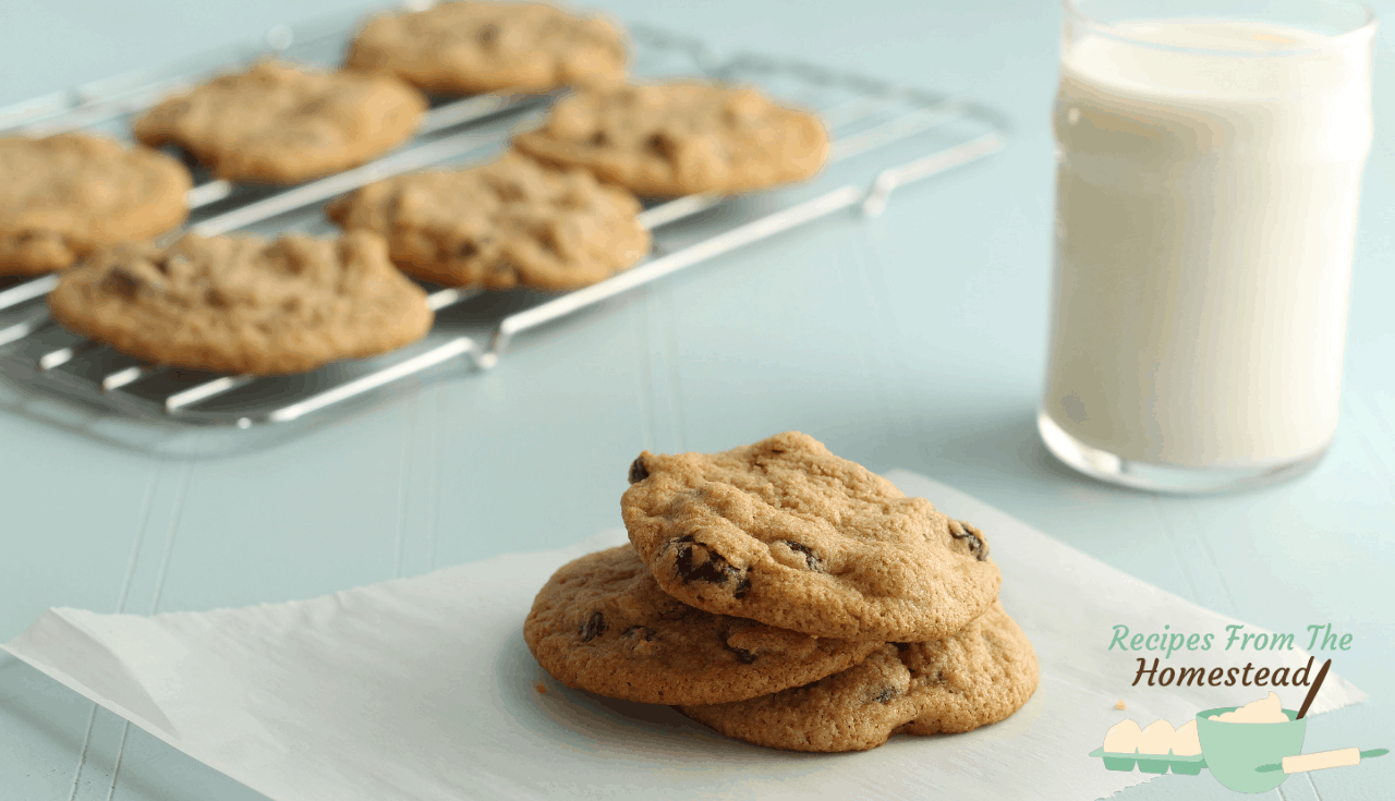 gluten free oatmeal cookies with glass of milk
