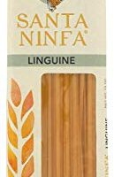 Santa Ninfa Linguine Italian Pasta, 1 Pound (Pack of 12)