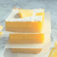 Super Easy Easy Classic Lemon Bars