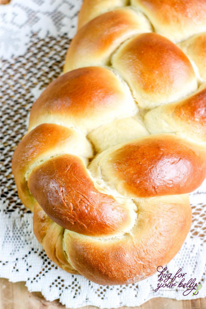 Easy Challah Bread Recipe Hug For Your Belly
