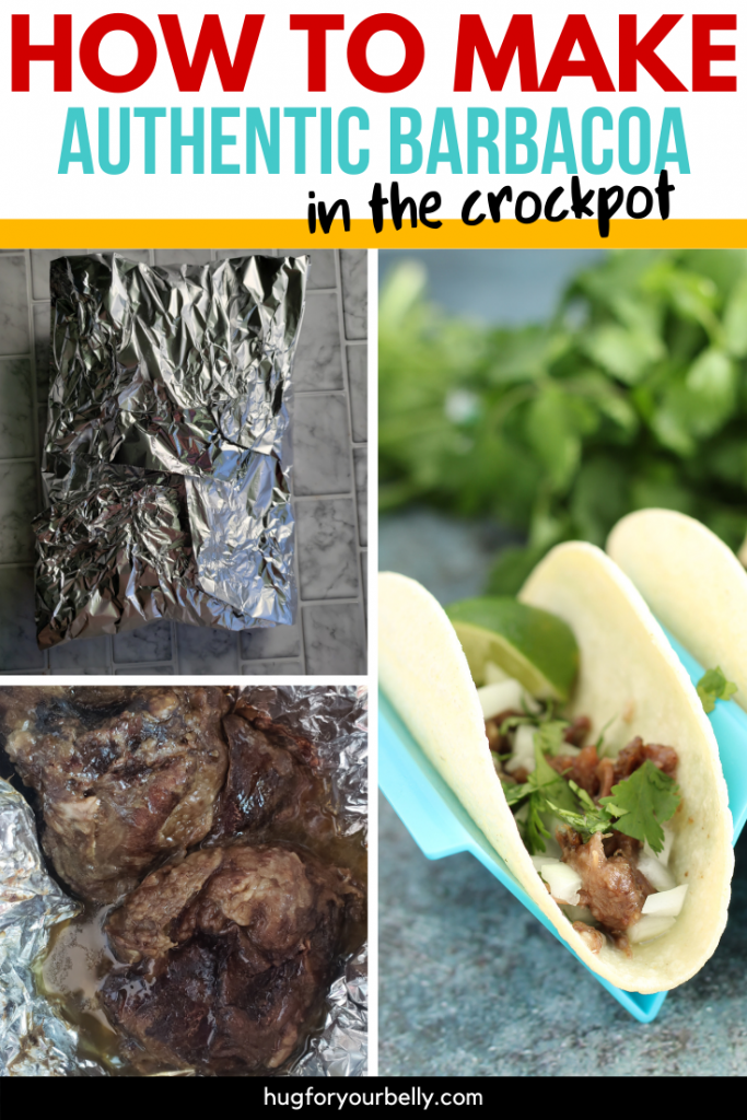 barbacoa tacos in the crock pot
