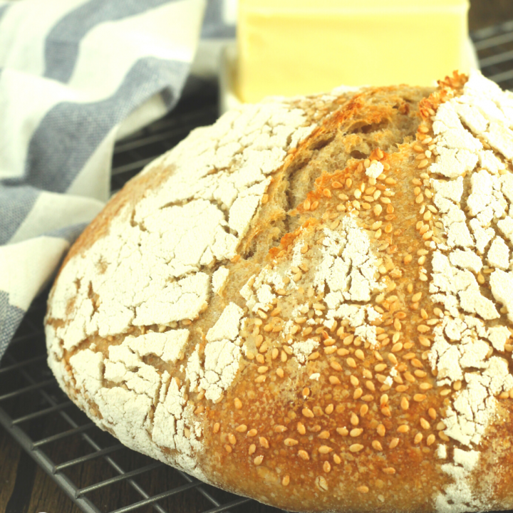 Homemade Sourdough Bread Guide For Beginners